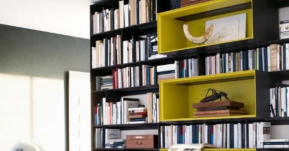 Arquitectura en dise o de interiores estudios y bibliotecas for Estudios diseno de interiores