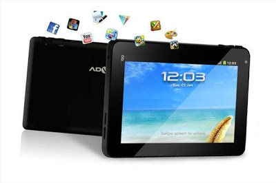 Advan Vandroid T1E Advan Vandroid T1 E, Tablet Dual SIM Harga 1 Jutaan Bisa Telpon, SMS dan Nonton TV