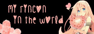 Mi rincon en el mundo :3
