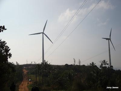 Wind Farm Ramakalmedu