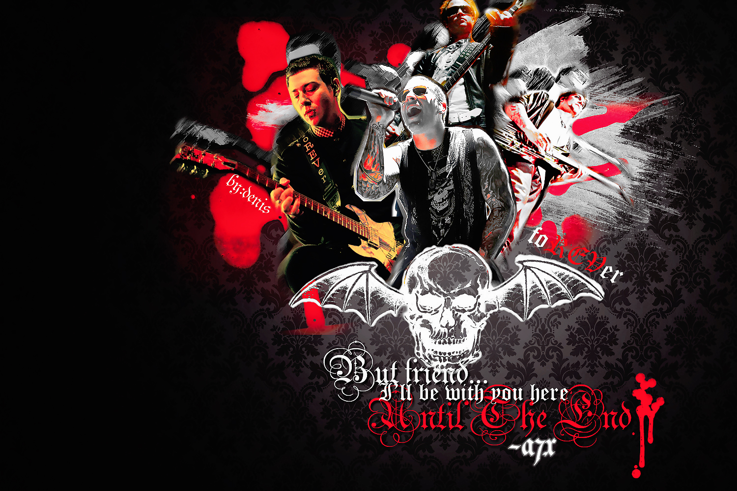 wallpapers hd for mac avenged sevenfold wallpaper high