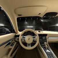2012 Porsche 911 Carrera Coupe (911 not 998) Interior 360 degrees