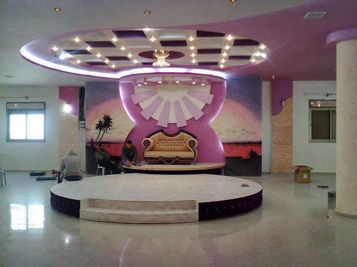 Decor Placoplatre Salle Des Fetes : Faux plafond pour salle des fêtes platre