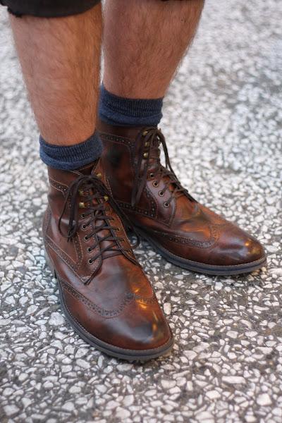 Seattle Street Style boot