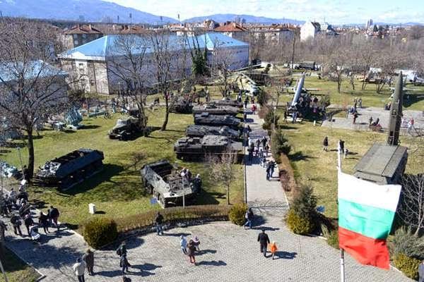 6 май военноисторически музей