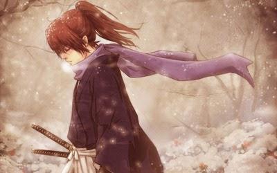 Kenshin Himura Samurai X