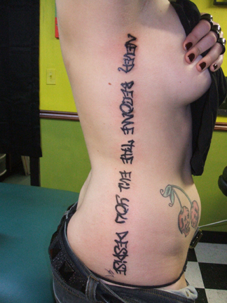 latin quotes for tattoos. with quotes. tattoo text