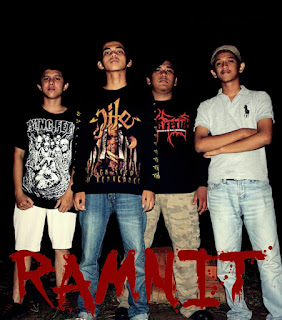 Ramnit Band Melodic Death Metal Banda Aceh Foto Wallpaper