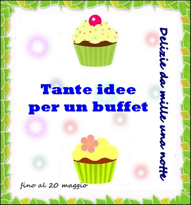 Contest Tante idee per un buffet