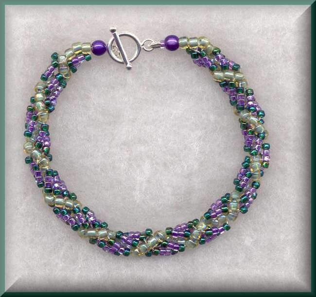 Bracelet Tool Galleries Seed Bead Bracelet Patterns