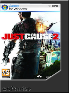 Game Just Cause 2 with DLC Full ISO 2013