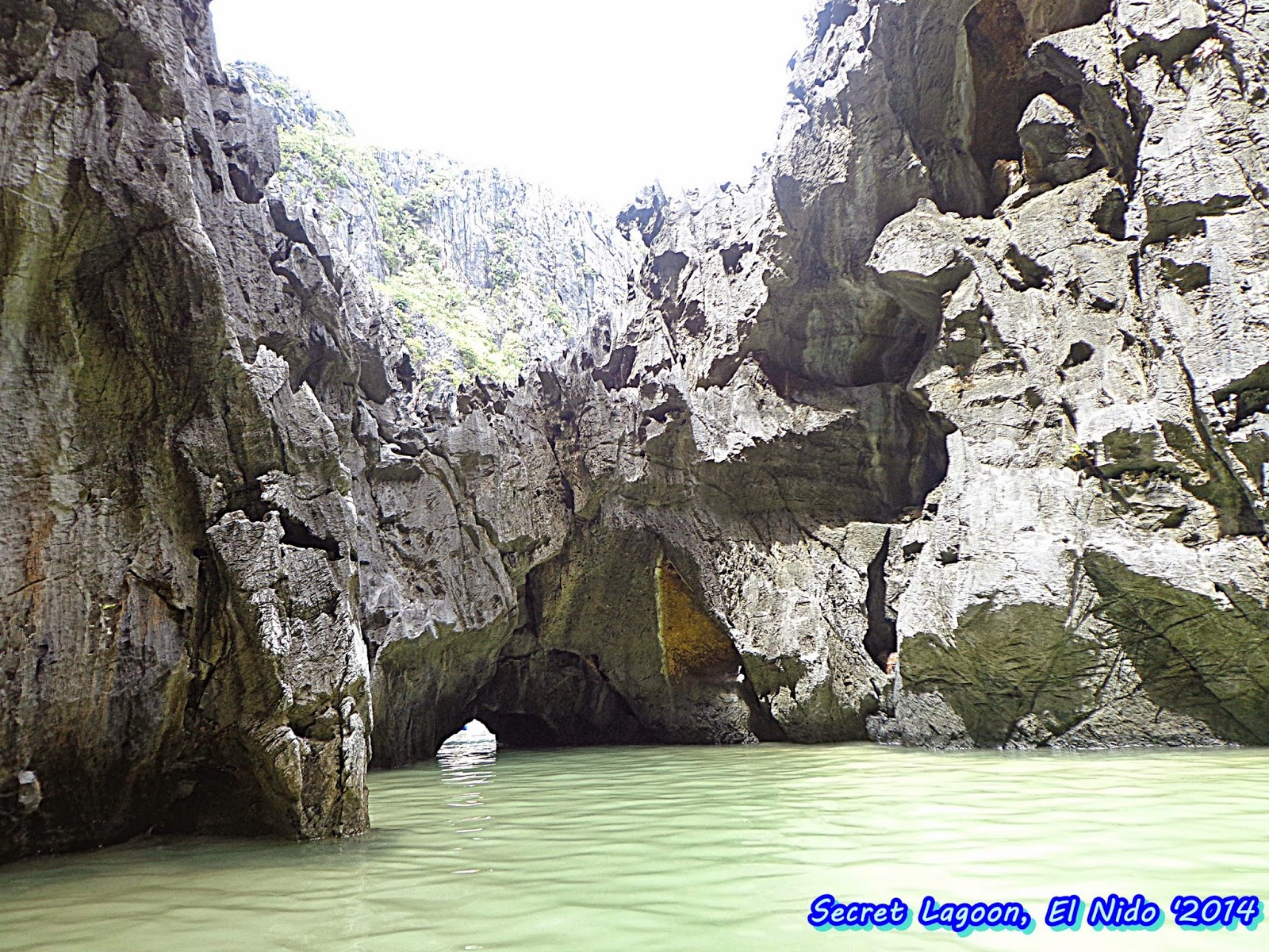 Secret Lagoon, Tour A, El Nido, Palawan