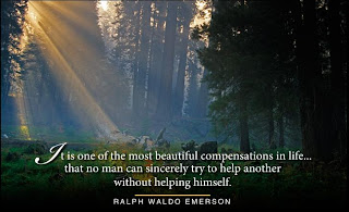 one of most beautiful compensation Daily Quote