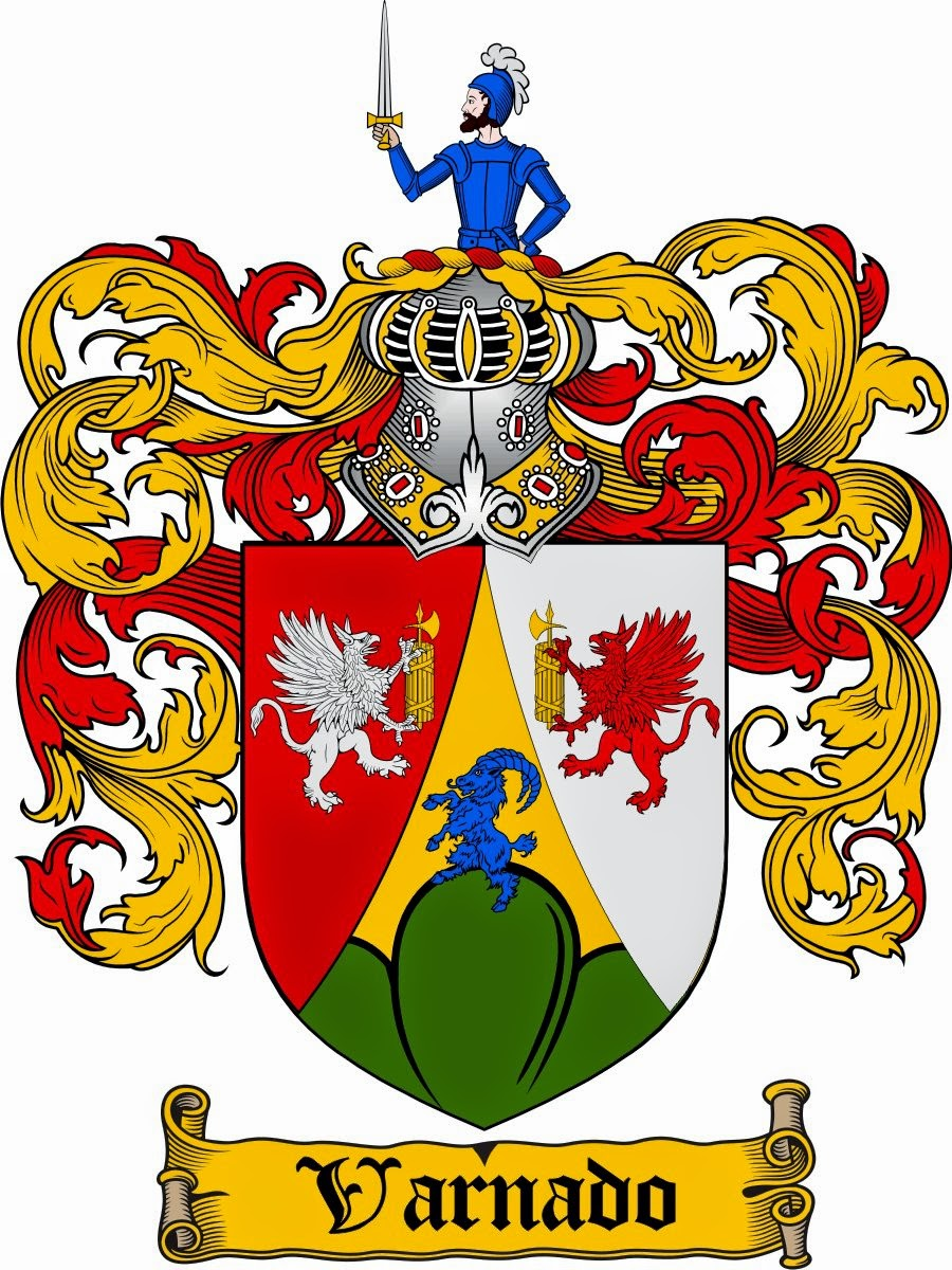 How to depict the family coat of arms