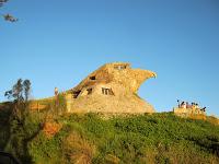 Tourismo paisajes Aguila Atlantida  Uruguay  imagenes