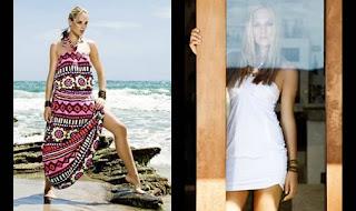 modelos de vestidos havaianos
