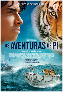 As Aventuras de Pi WEB-DL 720p Dual Áudio