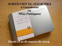 Sorteo 2 Set Dr. Hauschka Miss Potingues