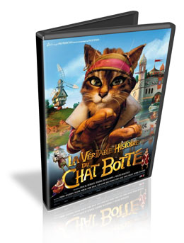 Download A Verdadeira História do Gato de Botas dublado Dvdrip 2011 (Dual Áudio + Rmvb)