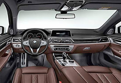 2016 BMW 7 Series Individual Review