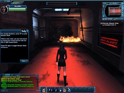 Star Trek Online - RPG Mode
