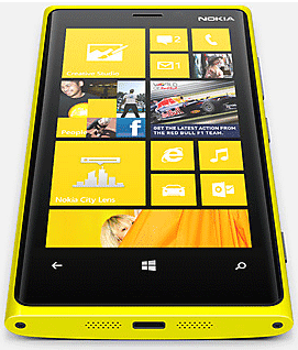 Nokia Lumia 920 Windows 8 Smart Phone