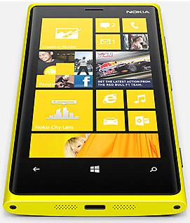 Nokia Lumia 920 Windows 8 Smart Phone