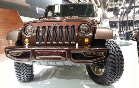 Jeep Ready To Use A Hybrid Engine, How Its Power?