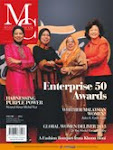 WINNING WOMEN OF ENTERPRISE 50 AWARDS IN MADAM CHAIR VOLUME 41 NOW ON SALE
