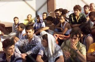Τεράστιο το πρόβλημα με τους λαθρομετανάστες στην Μυτιλήνη. Αναρωτιούνται οι αρχές που να τους βάλουν!
