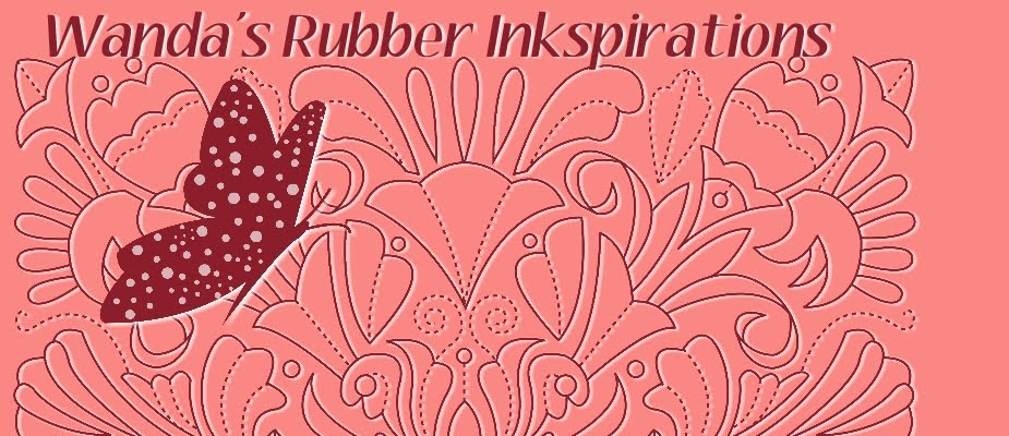 Wanda`s Rubber Inkspirations