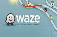 Waze creó cuentas de Twitter para informar problemas de tránsito en Buenos Aires, Madrid, y otras ciudades del mundo