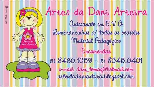 Artes da Dani Arteira