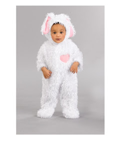 MyHabit: Up to 60% off Ladybugs, Cats + Owls: Animal Costumes: Bunny Halloween Costume