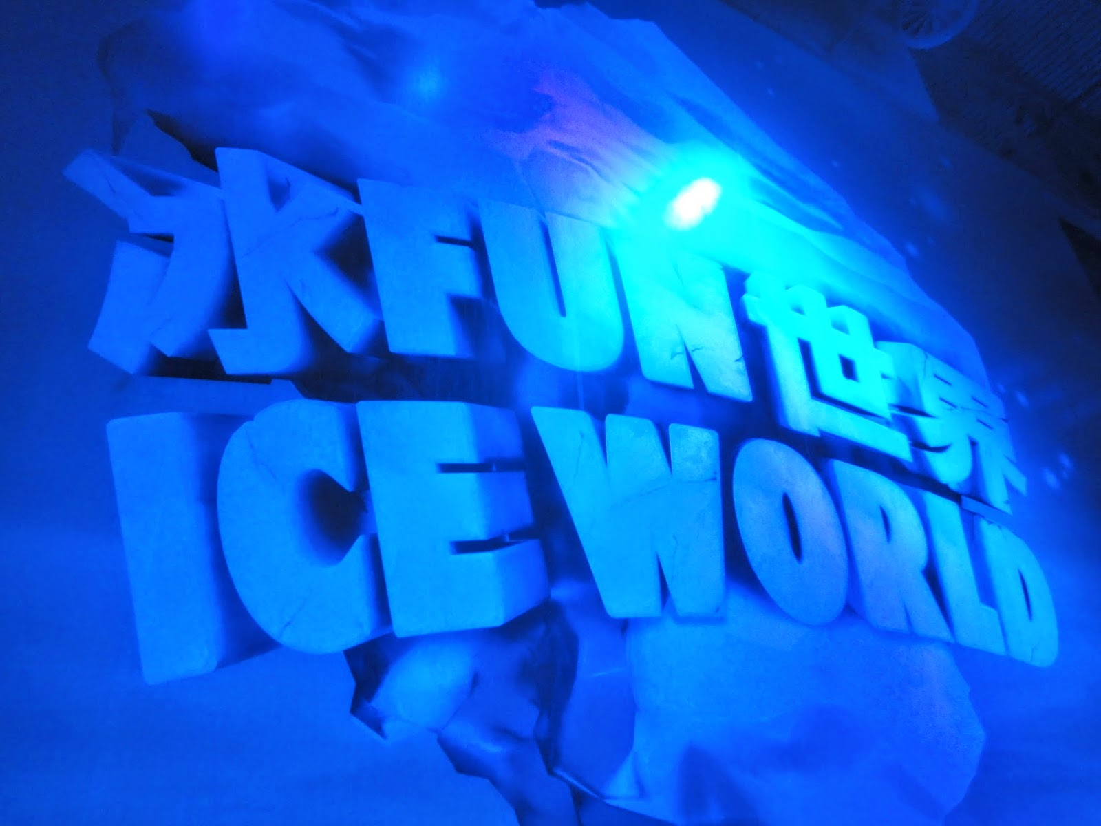 Ice World Exhibition The Venetian Macao