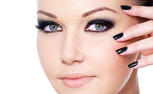 como eliminar ojos inflamados