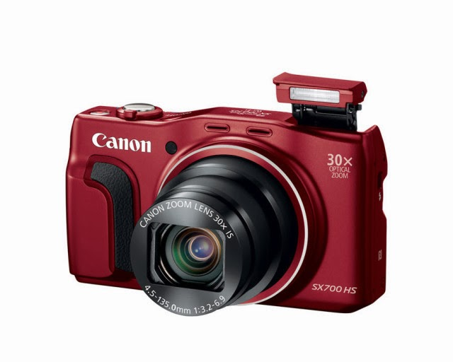 Canon PowerShot SX700 HS,Kamera,optical zoom