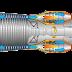 المكونات الرئيسية للمحرك النفاث
