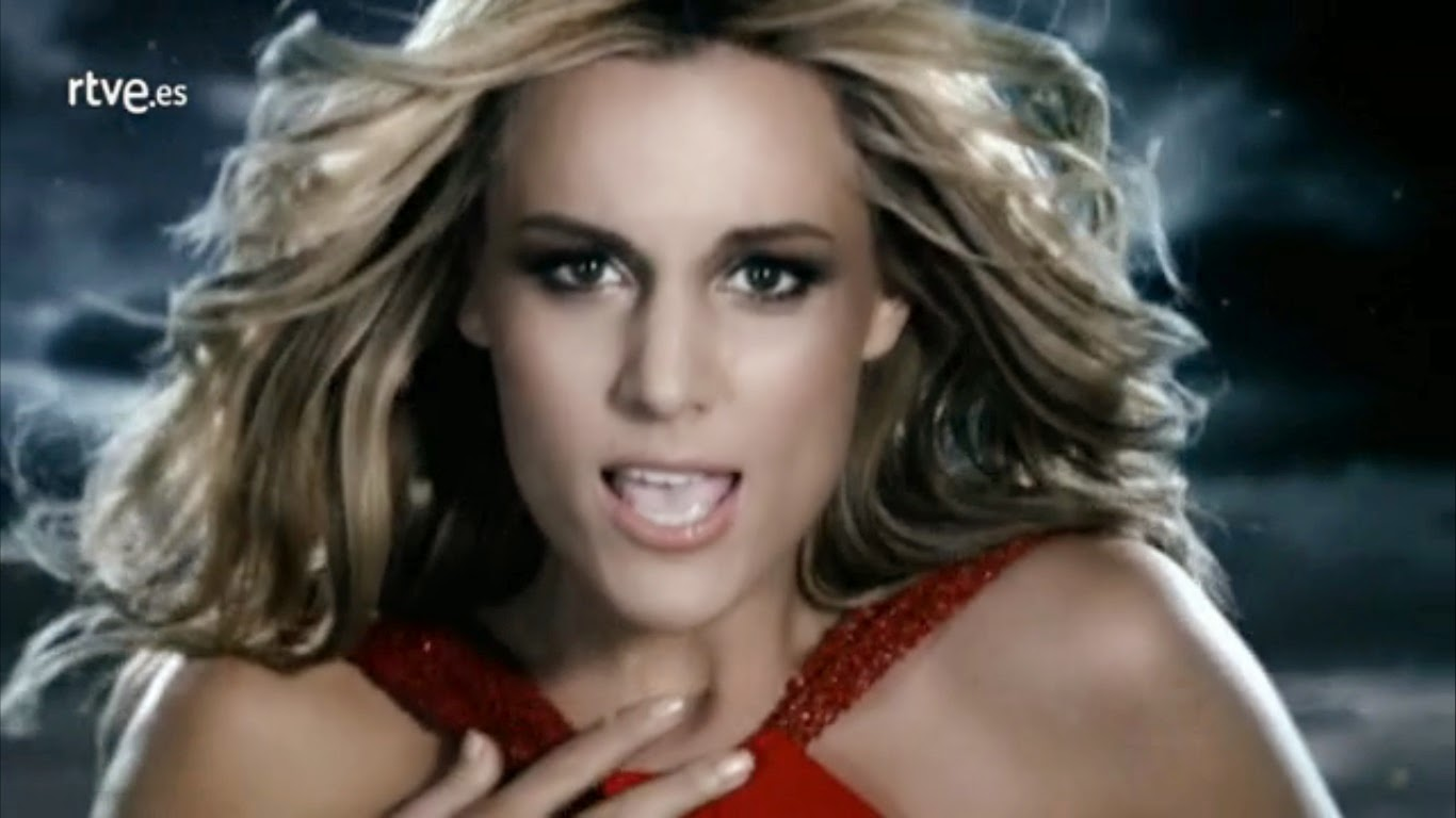 edurne video clip:
