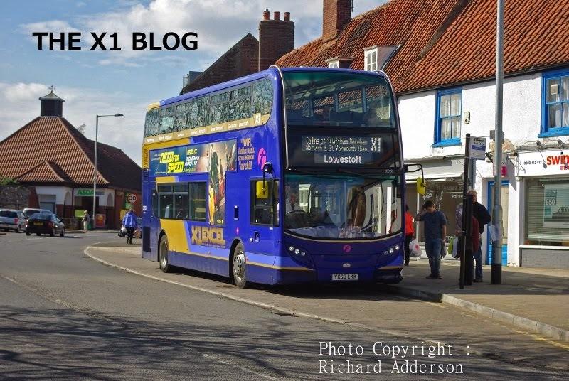 The X1 Blog