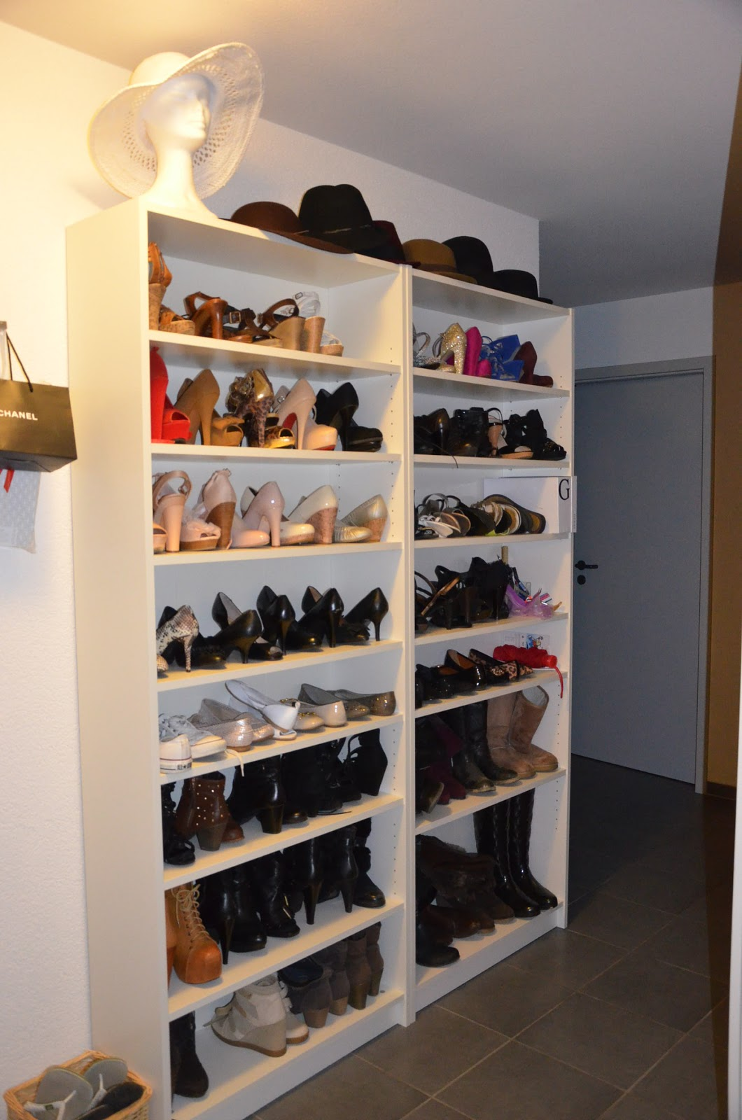 etagere billy chaussures. Black Bedroom Furniture Sets. Home Design Ideas