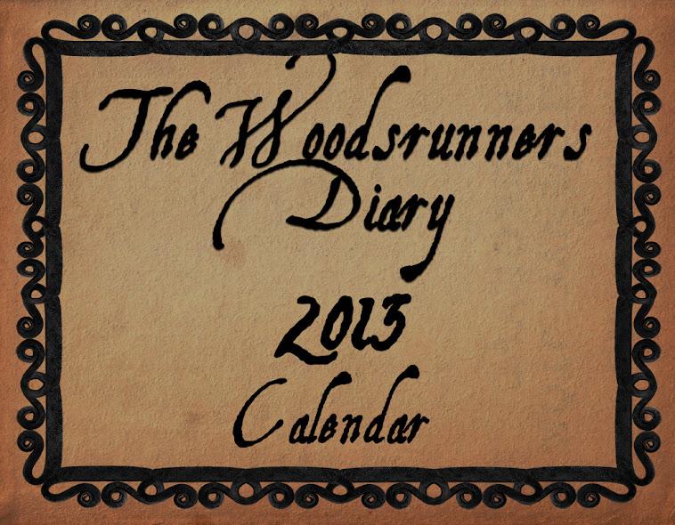A Woodsrunner's Diary Calendar