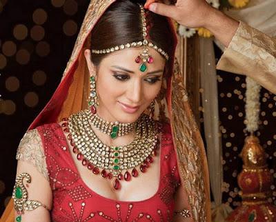 Arti Kecantikan Bagi Wanita India