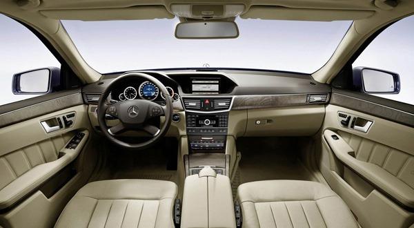 Actualit automobile mercedes classe e 63 amg for Interieur nouvelle classe a