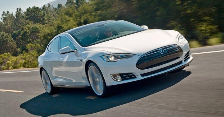 Tesla Model S Canadian Price Starts Electric Vehicle News