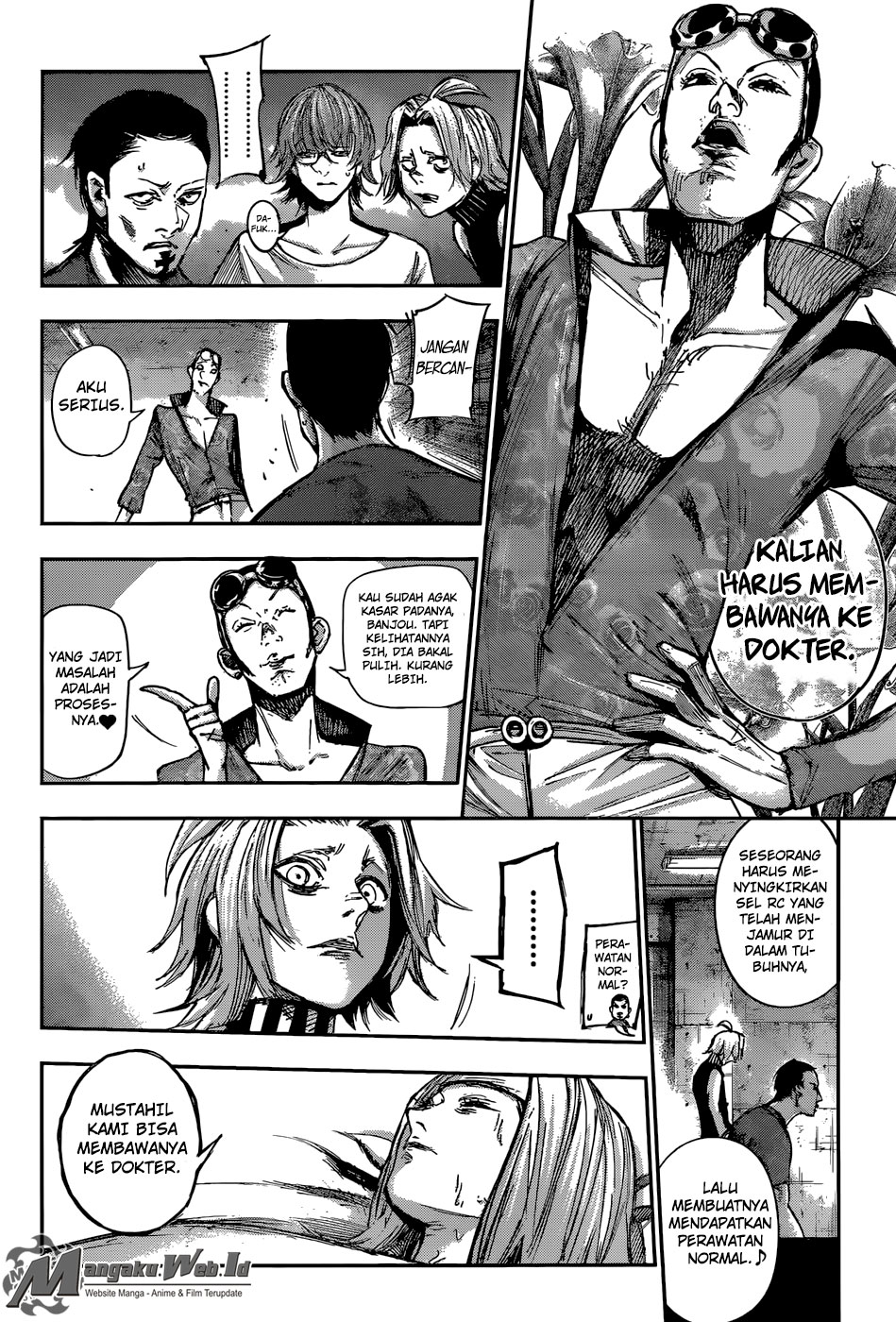 Tokyo Ghoul:re Chapter 102-4