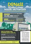 Dibuka Donasi Pembangunan Masjid Muwahhidin