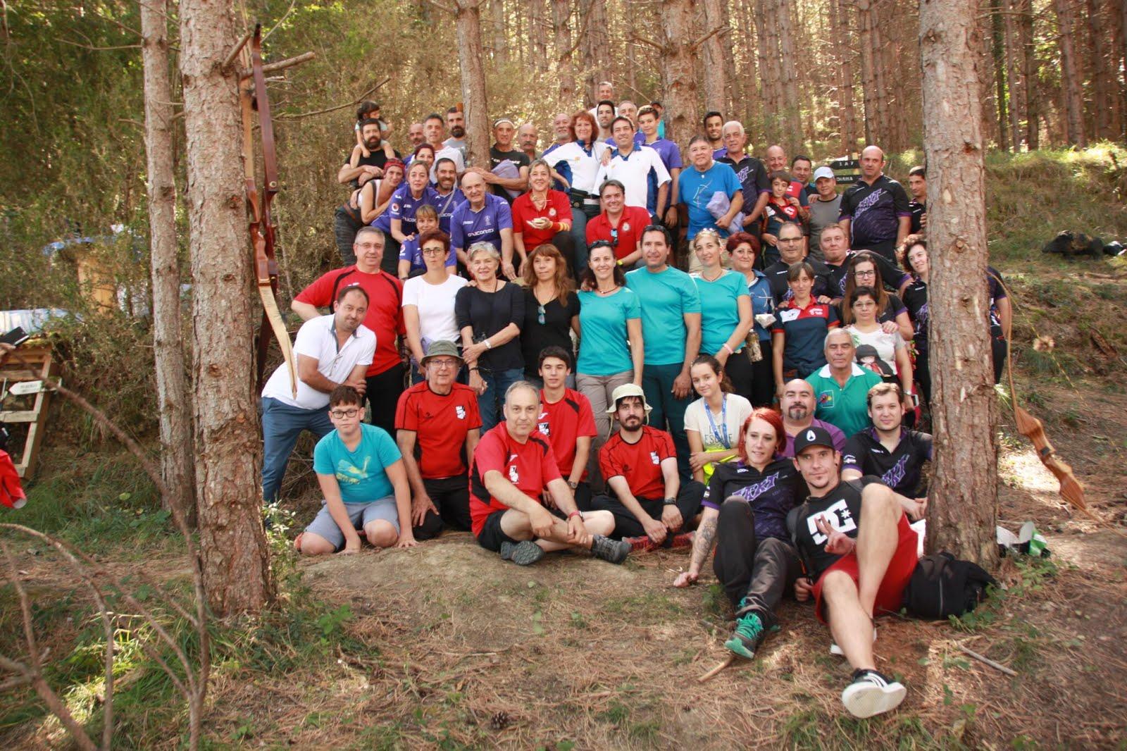 II Trofeo 3D Valle de Egüés 23-09-18