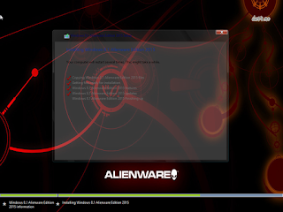 Windows 8.1 Alienware 2015 64bit