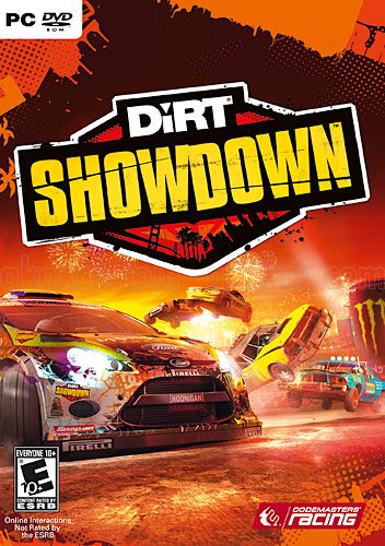 DiRT Showdown Rip